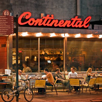 Continental Restaurant and Martini Bar