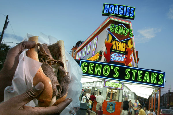 Geno's Cheesesteaks
